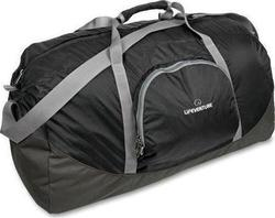 Lifeventure Packable Duffle 70lt Black