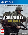 Call of Duty WWII (Pro Edition) PS4