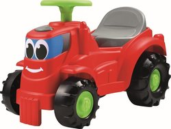 Ecoiffier Ride-on Tractor Red