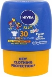 Nivea Kids Lotion Extra Water Resistant Pocket Size SPF30 50ml