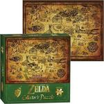 The Legend Of Zelda - Hyrule Map Collector's Puzzle 550pcs () USAopoly