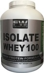 Fitway Isolate Whey 100 2000gr Φράουλα