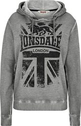 Lonsdale East Mey 115779 Light Grey