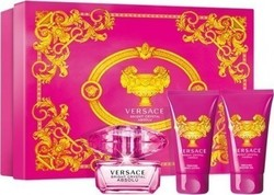 Versace Bright Crystal Absolu Set