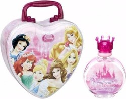Disney Princess Princess Eau de Toilette 100ml + Tin Box