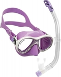 CressiSub Marea VIP Junior Set Lilac DM1000067