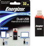 Energizer Ultimate Dual USB 32GB USB 2.0