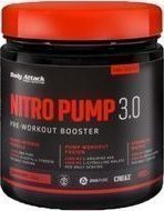 Body Attack Nitro Pump 3.0 400gr Cranberry