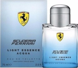 Ferrari Scuderia Light Essence Acqua Eau de Toilette 75ml