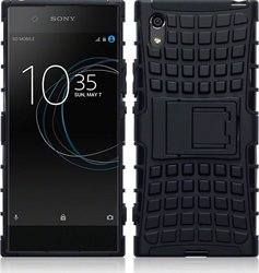 Terrapin Impact Resistant Rugged Armour Μαύρο (Xperia XA1)
