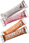 Body Attack Yambam Bar 80gr Cookie 'n chocolate