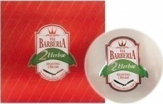 Omega Via Barberia Herbae 2 Shaving Cream 125ml