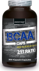 EnergyBody Systems BCAA 120 κάψουλες