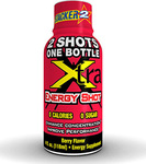 Stacker 2 Xtra Energy Shot 118ml Berry