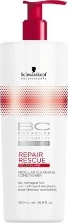 1a247b44ff Προσθήκη στα αγαπημένα menu Schwarzkopf BC Bonacure Repair Rescue Micellar  Cleansing Conditioner 500ml