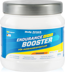 Body Attack Endurance Booster 320gr Λεμόνι