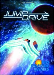Rio Grande Games Race for the Galaxy: Jump Drive