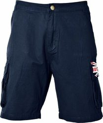 Lonsdale Silloth Cargo Shorts 113540 Navy