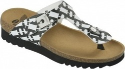 Scholl Boa Vista Up Black / White