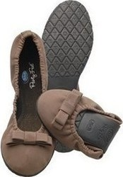 Dr. Scholl's Pocket Ballerina Brown