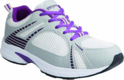 Dr. Scholl's Lightwalker Grey / Purple / White