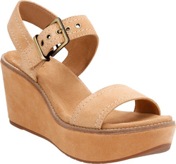 Clarks Aisley Orchid Light Tan