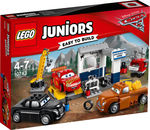 Lego Juniors: Smokey's Garage 10743