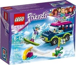 Lego Friends: Snow Resort Off-Roader 41321