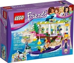 Lego Friends: Heartlake Surf Shop 41315
