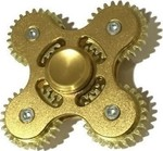 Fidget Spinner Five Gear Four Leaves 5 minutes