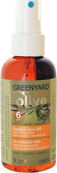Greenyard Golden Sun Oil SPF6 150ml