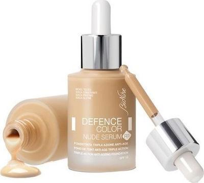 BioNike DEFENCE COLOR Nude Serum R3 601 Amande 30 ml