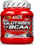 Amix Nutrition Glutamine + BCAA Powder 530gr Forest Fruits