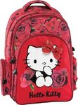 Graffiti Hello Kitty Red 178711