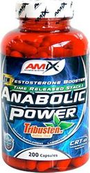 Amix Nutrition Anabolic Power Tribusten 200 κάψουλες