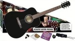 Fender CD-60 Black Pack Bundle