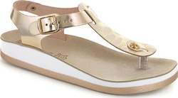 Fantasy Sandals 3001 Gold Antilope