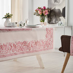 Gofis Home Τραπεζομάντηλο 135x135 360/17 Pink