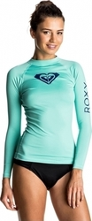 RASHGUARD ROXY Whole Hearted Long Sleeve Blue