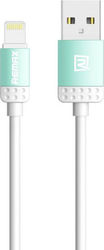 Remax Regular USB to Lightning Cable Πράσινο 1m (Lovely)