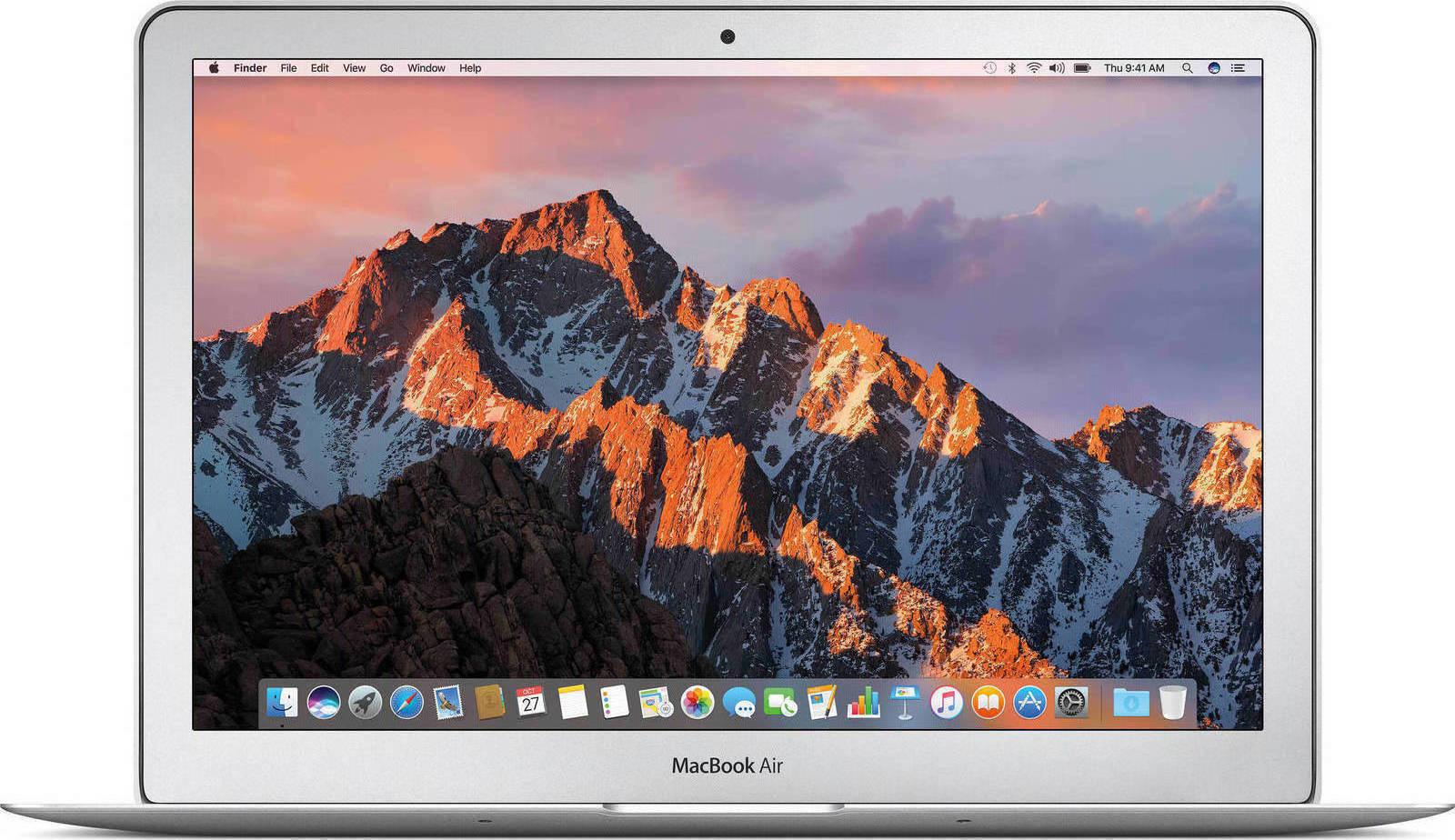 Προσθήκη στα αγαπημένα menu Apple Macbook Air 13