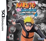 Naruto Shippuden Ninja Council 4 DS