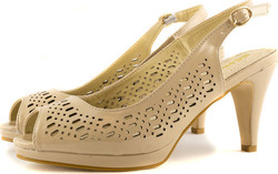 Adam's Shoes 886-7041 Beige
