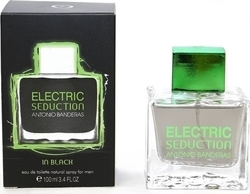 Antonio Banderas Electric Seduction In Black Eau de Toilette 100ml