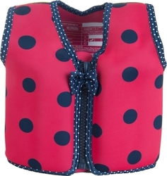 Konfidence Swim Jacket Ladybird