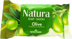 Papoutsanis Natura Olive Σαπούνι 90gr