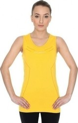 Brubeck Athletic Thermo Active T-shirt TA10200 Yellow