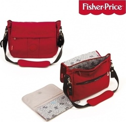 Fisher Price Mama Bag Red FP10026