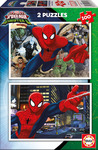 Ultimate Spider-Man vs The Sinister 6 2*100pcs (17171) Educa