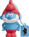 Tribe Smurfs 8GB USB 2.0